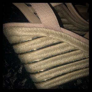 Jessica Simpson Dusty Mauve T-strap Mary Jane